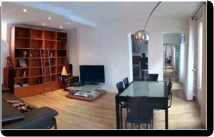 r novation d 39 appartements paris. Black Bedroom Furniture Sets. Home Design Ideas